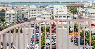 Paradise Plaza Inn - Ocean City - Balcony