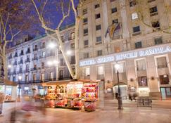 Hotel Serhs Rivoli Rambla - Barcelona - Gebäude