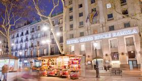 Hotel Serhs Rivoli Rambla - Barcelona - Edificio