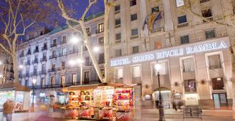 Hotel Serhs Rivoli Rambla - Barcelona - Building