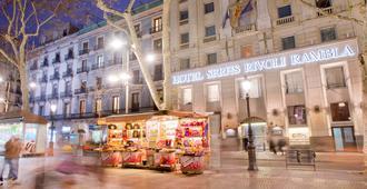 Hotel Serhs Rivoli Rambla - Barcelona - Bangunan