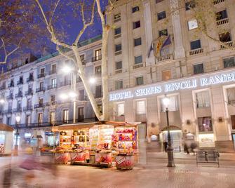 Hotel Serhs Rivoli Rambla - Barcelona - Bygning