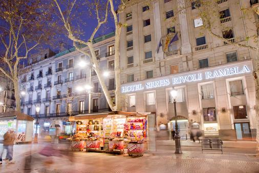 Hotel Serhs Rivoli Rambla - Barcelona - Rakennus