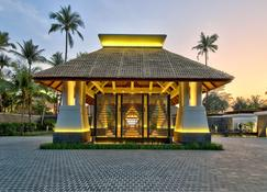 Hilton Ngapali Resort & Spa - Ngapali Beach - Rakennus