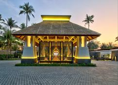 Hilton Ngapali Resort & Spa - Ngapali Beach - Bygning