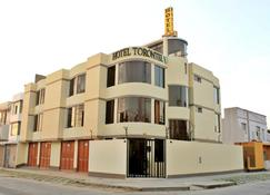Hotel Torontel - Ica - Edificio