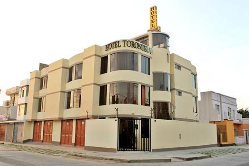 Hotel Torontel - Ica - Rakennus