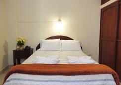 Hotel Torontel - Ica - Makuuhuone