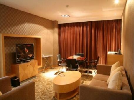 Detan Hotel - Changzhou - Changzhou - Living room