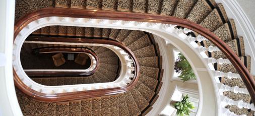 Tynemouth Grand Hotel - North Shields - Stairs