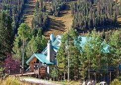 Alpine Village Suites - Taos Ski Valley - Vista del exterior