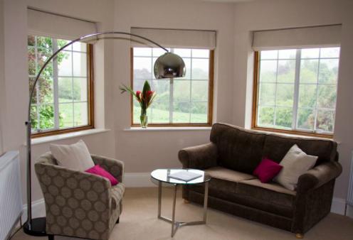 Detmore House - Cheltenham - Living room