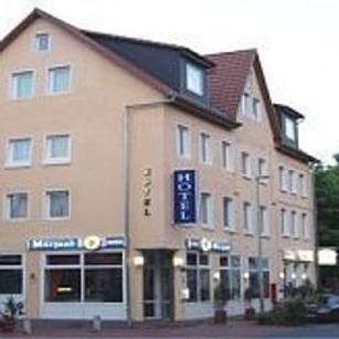 Hotel Marjani - Hannover - Building
