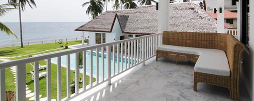 Sea Dream Resorts - Dauin - Balcony