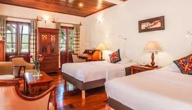 Mekong Riverview Hotel - Luang Prabang - Chambre