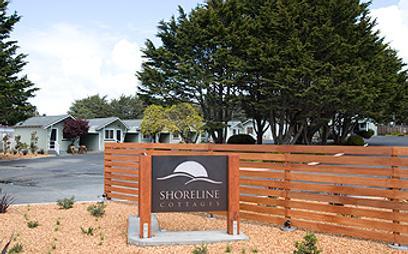 Shoreline Cottages - Fort Bragg - Θέα στην ύπαιθρο