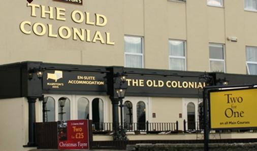 Old Colonial by Marston's Inns - Weston-super-Mare - Building