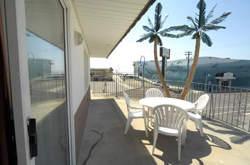 Ocean Sands Motel - Wildwood - Balcony