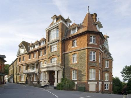 The Valley of Rocks Hotel - Lynton - Building