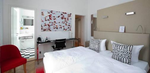 Hotel Villa Godesberg - Bonn - Schlafzimmer