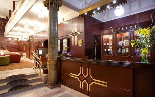 Orea Hotel Anglicky Dvur - Μαριάνσκε Λαζνέ - Ρεσεψιόν