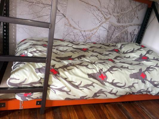 Hostel Fish - Denver - Phòng ngủ