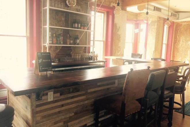 Hostel Fish - Denver - Bar