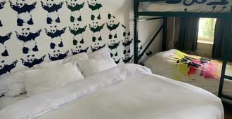 Hostel Fish - דנבר - חדר שינה