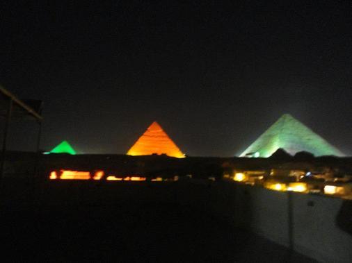 Sphinx Guest House - Kairo - Außenansicht