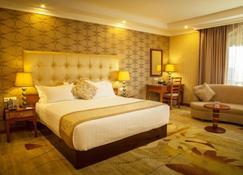 Jupiter International Hotel - Cazanchis - Addis Abeba - Habitación
