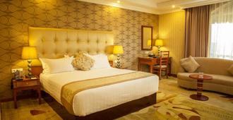 Jupiter International Hotel - Cazanchis - Addis Abeba - Quarto