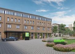 Holiday Inn Hasselt - Hasselt - Building