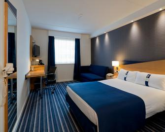 Holiday Inn Express Hasselt - Гасселт - Bedroom