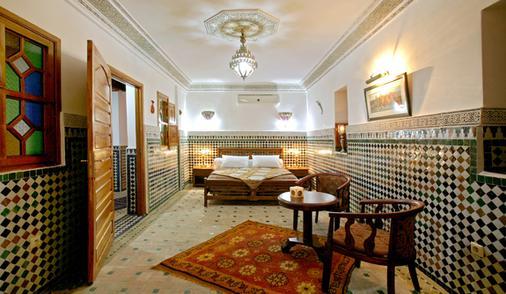 里亞德摩洛哥人旅館 - 馬拉喀什 - 馬拉喀什 - 臥室