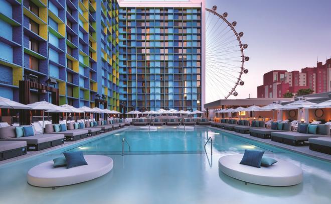 林尼克賭場飯店 - 拉斯維加斯 - 建築