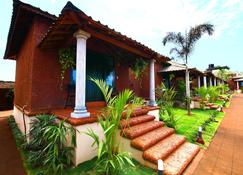 Sanskruti Quality Resort - Gokarna - Building