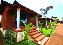Sanskruti Quality Resort - Gokarna - Κτίριο