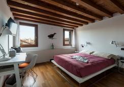 Venissa - Venetsia - Makuuhuone