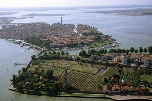 Venissa - Venetsia - Rakennus