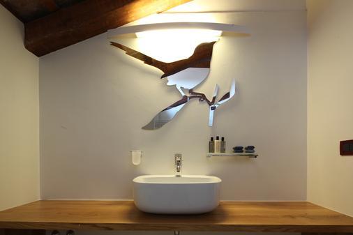 Venissa - Venetsia - Kylpyhuone