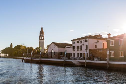 Venissa - Venetsia - Näkymät ulkona