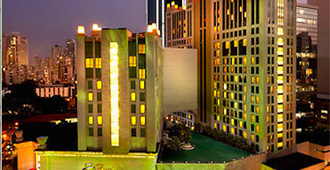 Panama Marriott Hotel - Panama City - Building