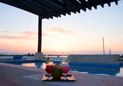 Chac Chi Hotel And Suites - Isla Mujeres - Rooftop
