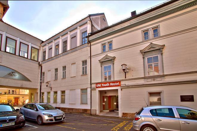 Uni Youth Hostel - Maribor - Building
