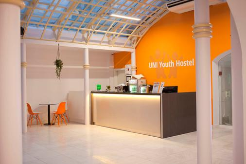 Uni Youth Hostel - Maribor - Ρεσεψιόν