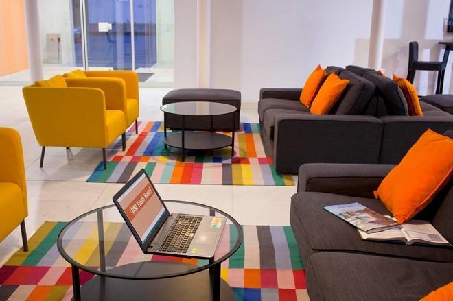 Uni Youth Hostel - Maribor - Lounge