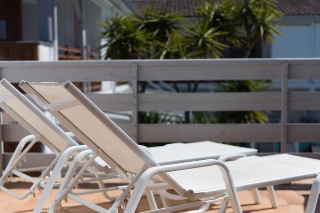 La Frégate - Cap Ferret - Balkon