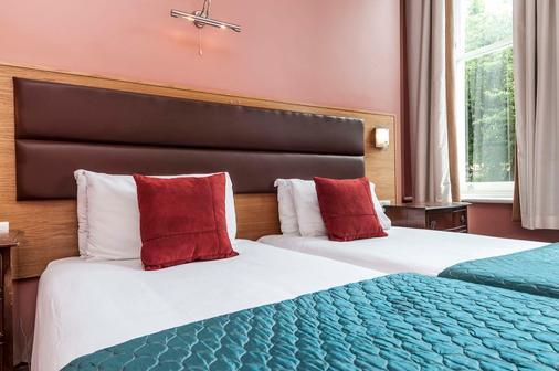 Trebovir Hotel - London - Phòng ngủ