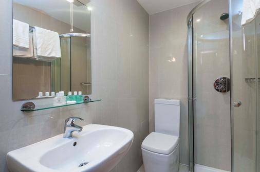 Trebovir Hotel - London - Phòng tắm