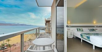 Hotel Aloe Canteras - לס פלמס דה גראן קנריה - מרפסת